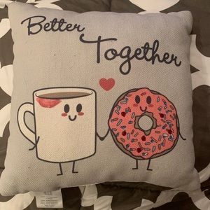Pillow decoration